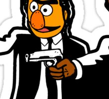 Muppets Pulp Fiction Sticker