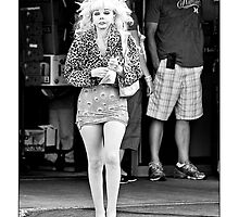 Angelyne - It's An L.A. Thing by Ron Dubin