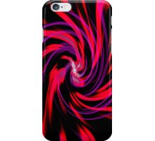 Abstract Swirl iPhone Case/Skin