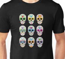 Nine skulls Unisex T-Shirt