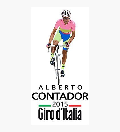 Giro 2015 Photographic Print