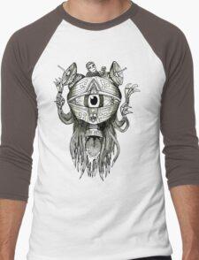 The Eye T-Shirt Men's Baseball ¾ T-Shirt