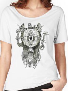 The Eye T-Shirt Women's Relaxed Fit T-Shirt