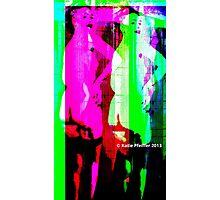 Strip Tease Punk Photographic Print