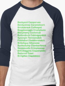 Benedict Cumberbatch Men's Baseball ¾ T-Shirt