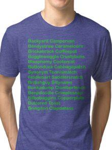 Benedict Cumberbatch Tri-blend T-Shirt