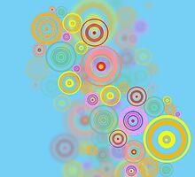 Circled Delight by TransmuteMedia
