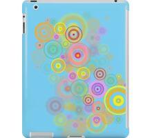 Circled Delight iPad Case/Skin
