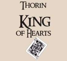 Thorin King of hearts by Andesharnais