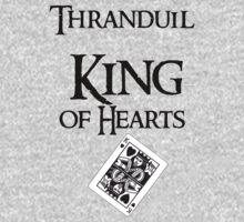 Thranduil King of hearts by Andesharnais