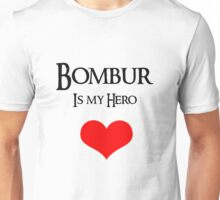 Bombur is my hero Unisex T-Shirt