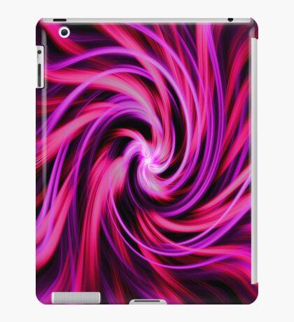 Dark Fibre Swirl iPad Case/Skin