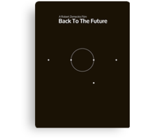 pbbyc - Back to the Future Pt 1 (min) Canvas Print