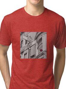 Carl and Cole Tri-blend T-Shirt