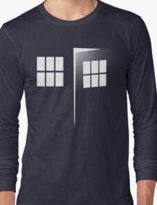 Police Call Box Long Sleeve T-Shirt