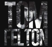 Tom Felton by hannahollywood