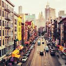Chinatown - New York City by Vivienne Gucwa