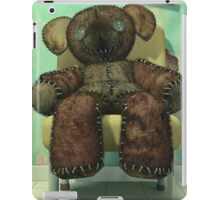 The Old and Unloved Teddy Bear iPad Case/Skin
