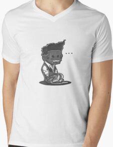 Sit Down, Shut Up Mens V-Neck T-Shirt