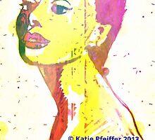 Aura  of Audrey Hepburn by Kater
