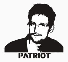 Edward Snowden: Patriot by RightsAdvocate