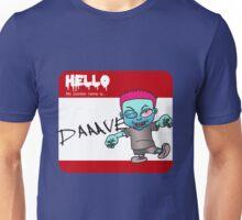 Zombie Dave Unisex T-Shirt