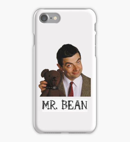 Mr. Bean iPhone Case iPhone Case/Skin