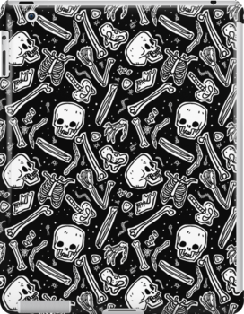 Skeleton pattern by Dmitry Narozhny