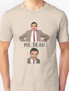 Mr. Bean - The Faces T-Shirt