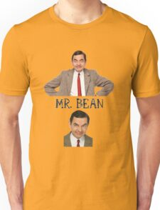 Mr. Bean - The Faces Unisex T-Shirt