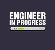 Engineer in progress - White Unisex T-Shirt