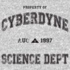 CyberDyne Science Dept by Larsonary