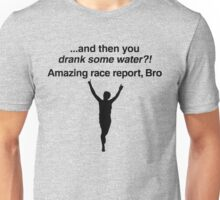 Race Report Unisex T-Shirt