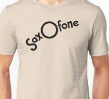 Saxofone  Unisex T-Shirt