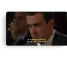 marshall eriksen Canvas Print