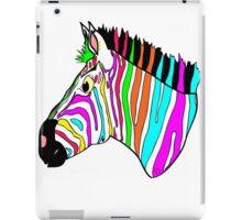 Funky Zebra iPad Case/Skin