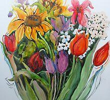 Garden Show by bevmorgan