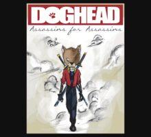 DogHead #1 by ojharper