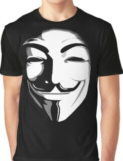 anonymous t-shirt version 2 Graphic T-Shirt
