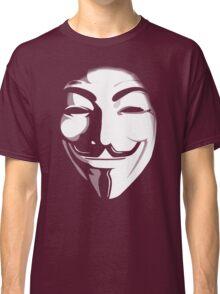 anonymous t-shirt version 2 Classic T-Shirt