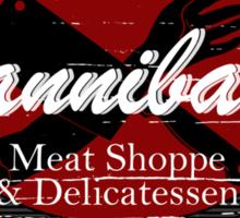 Hannibal's Meat Shoppe & Delicatessen Sticker
