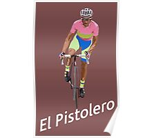 El Pistolero Poster