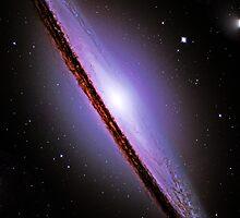 Galaxy by Filippos Filippoglou