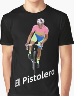 El Pistolero Graphic T-Shirt