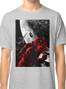 Reds in Space Classic T-Shirt