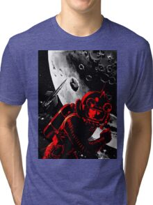 Reds in Space Tri-blend T-Shirt