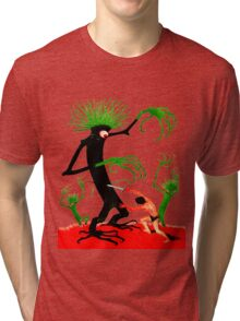 Tobonga III Tri-blend T-Shirt