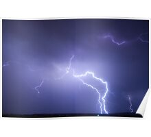 Storm Chase Six Twenty Eight Thirteen Poster