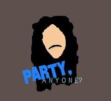 PARTY, ANYONE? Charles II shirt Womens Fitted T-Shirt