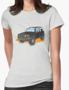 FJ Cruiser Womens Fitted T-Shirt